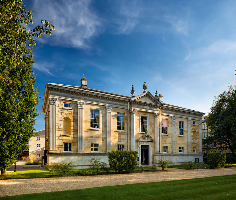 The Howard Building at Downing College -- photo ©TimRawle